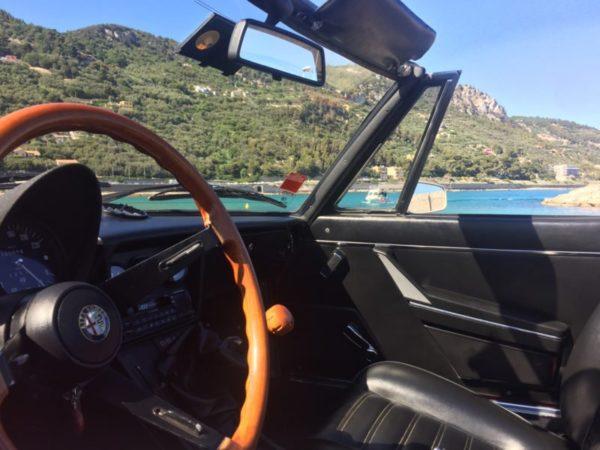 "Volante Alfa Romeo Spider ""Aerodinamica"" 1.6"