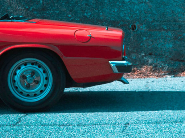"Coda Alfa Romeo Spider ""Coda Tronca"" 1.3 Junior"