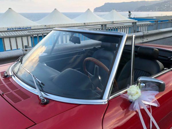 """Matrimoni Alfa Romeo Spider """"Coda Tronca"""" 1.3 Junior"""