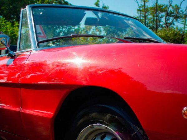 Particolare Alfa Romeo Spider Coda Tronca 1.3 Junior-4