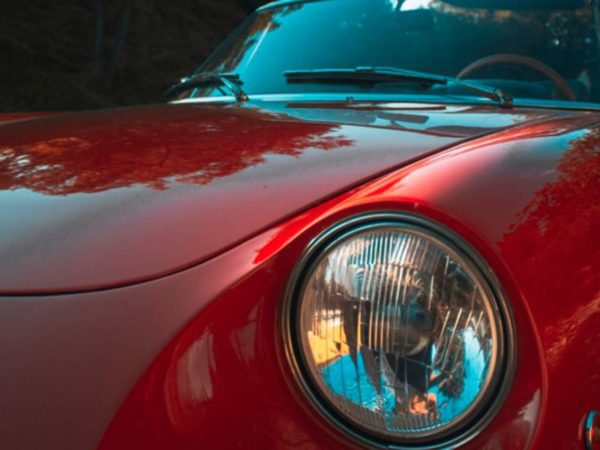 Fanale Alfa Romeo Spider Coda Tronca 1.3 Junior-4