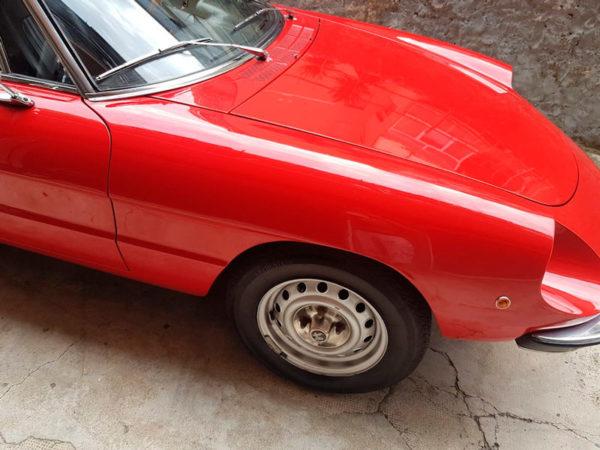 Cofano Alfa Romeo Spider Coda Tronca-1.3 Junior 5