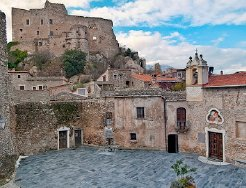 Rocca Barbena - Castelvecchio